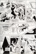 Original Comic Art:Panel Pages, Ross Andru, Mike Esposito, and Dave Hunt Amazing Spider-Man#159 Page 15 Doctor Octopus Original Art (Marvel, 1976...