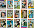 Baseball Collectibles:Others, 1970's Collection of Signed Baseball Cards 305+. ...