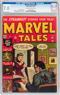Golden Age (1938-1955):Horror, Marvel Tales #109 (Atlas, 1952) CGC FN/VF 7.0 Off-white to whitepages....