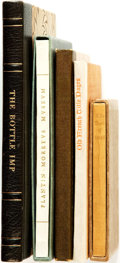 Books:Fiction, [Literature]. Group of Five Titles. Various publishers anddates.... (Total: 5 Items)