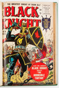 Golden Age (1938-1955):Miscellaneous, Comic Books - Assorted Golden and Silver Age Bound Volumes Group of 3 (Various Publishers, 1949-60).... (Total: 3 Items)