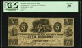Obsoletes By State:Ohio, Kirtland, OH- The Kirtland Safety Society Bank $5 Feb. 10, 1837 G8Rust 7 Wolka 1424-10. ...