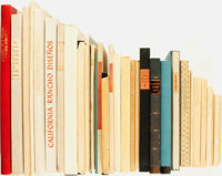 [Grabhorn Press]. Collection of Thirty-Two Titles, Including four SIGNED or INSCRIBED. San Francisco: Grabhorn Press