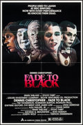 """Movie Posters:Horror, Fade to Black & Other Lot (American Cinema, 1980). One Sheets (2) (27"""" X 41""""). Horror.. ... (Total: 2 Items)"""