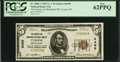 National Bank Notes:Pennsylvania, Tyrone, PA - $5 1929 Ty. 1 The Farmers & Merchants NB Ch. #6499. ...