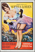 "Movie Posters:Foreign, Madame (Embassy, 1963). One Sheet (27"" X 41""). Foreign.. ..."