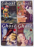 Pulps:Horror, Ghost Stories Group of 8 (Macfadden, 1928-32) Condition: AverageGD/VG.... (Total: 8 Items)