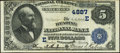 National Bank Notes:Pennsylvania, Reading, PA - $5 1882 Date Back Fr. 533 The Reading NB Ch. #(E)4887. ...