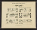 Miscellaneous:Other, ABNCo Reprint Sheet of Obsoletes.. ...