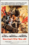 """Movie Posters:Adventure, You Can't Win 'Em All & Other Lot (Columbia, 1970). One Sheets(2) (27"""" X 41""""). Adventure.. ... (Total: 2 Items)"""