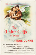 "Movie Posters:War, The White Cliffs of Dover (MGM, 1944). One Sheet (27"" X 41""). War....."