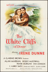 "The White Cliffs of Dover (MGM, 1944). One Sheet (27"" X 41""). War"