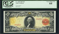 Large Size:Gold Certificates, Fr. 1180 $20 1905 Gold Certificate PCGS Very Choice New 64.. ...