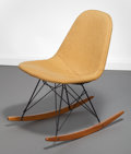 Furniture : American, Charles Eames (American, 1907-1978) and Ray Kaiser Eames (American,1912-1988). Original RKR Rocker, mid 1950's, Herman ...