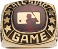 Baseball Collectibles:Others, 1985 Major League Baseball All-Star Game Ring. ...