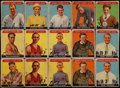 Basketball Cards:Lots, 1933 Sport Kings Card Collection (15)....