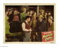 "Entertainment Collectibles:Movie, Mississippi Rhythm Lobby Card Featuring Jimmie Davis. Everyone hasheard the song ""You Are My Sunshine."" No doubt as a lit..."