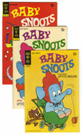 Bronze Age (1970-1979):Humor, Baby Snoots File Copies Box Lot (Gold Key, 1971-75) Condition:Average VF/NM. How could you not love Baby Snoots? This full ...