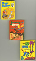 Bronze Age (1970-1979):Miscellaneous, Big Little Book File Copies Group (Whitman, 1968-76). Included here are #2023 Beep Beep the Road Runner (VF), #2026 Journey ... (Total: 8)