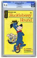 Silver Age (1956-1969):Cartoon Character, Huckleberry Hound #36 File Copy (Gold Key, 1969) CGC NM+ 9.6 Off-white to white pages. Overstreet 2005 NM- 9.2 value = $38. ...