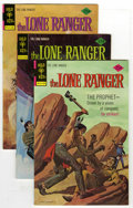 Bronze Age (1970-1979):Western, Lone Ranger File Copy Group (Gold Key, 1975-77) Condition: Average VF+. Short box filled with Western Publishing file copies...