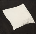 Fine Art - Work on Paper:Drawing, Robert Longo (b. 1953). Untitled (Pillow from Consulting Room Couch, 1938), from the Freud Drawings series, 2001. Ch...