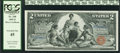 Large Size:Silver Certificates, Fr. 248 $2 1896 Silver Certificate PCGS Extremely Fine 45.. ...