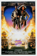 Memorabilia:Poster, Indiana Jones Poster Group (Paramount, 1981-2007).... (Total: 7Items)