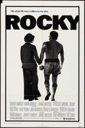 "Movie Posters:Academy Award Winners, Rocky (United Artists, 1977). One Sheet (27"" X 41""). Academy AwardWinners.. ..."
