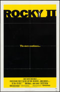 """Movie Posters:Sports, Rocky II (United Artists, 1979). One Sheet (27"""" X 41""""). Sports.. ..."""