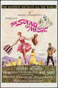 "Movie Posters:Academy Award Winners, The Sound of Music (20th Century Fox, 1965). International OneSheet (27"" X 41""). Academy Award Winners.. ..."
