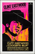 """Movie Posters:Crime, Coogan's Bluff (Universal, 1968). One Sheet (27"""" X 41"""") & Uncut Pressbook (10 Pages, 8.75"""" X 13.75""""). Crime.. ... (Total: 2 Items)"""