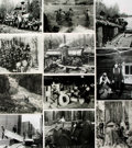 Books:Prints & Leaves, [Lumber Industry]. Archive of Approximately 200 PhotographsRelating to the Lumber Industry....