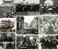 Books:Prints & Leaves, [Italy History]. Archive of Approximately 30 Photographs and PrintsRelating to Italy's History and People. ...