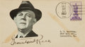 Autographs:Authors, Grantland Rice Signed Envelope. ...