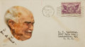 Autographs:Inventors, Lee de Forest Signed Envelope. ...