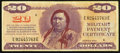 Military Payment Certificates:Series 692, Series 692 $20 Very Fine. ...