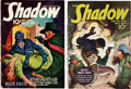 Pulps:Detective, Shadow Group of 2 (Street & Smith, 1942).... (Total: 2 Items)