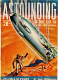 Pulps:Science Fiction, Astounding Stories Group of 7 (Street & Smith, 1938-41)Condition: Average VG/FN.... (Total: 7 Comic Books)