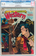 Golden Age (1938-1955):Western, All-American Western #111 Mile High Pedigree (DC, 1949) CGC VF/NM9.0 Off-white to white pages....