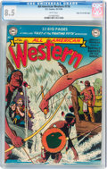 Golden Age (1938-1955):Western, All-American Western #116 Mile High Pedigree (DC, 1950) CGC VF+ 8.5White pages....