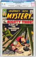 Silver Age (1956-1969):Superhero, Journey Into Mystery #102 (Marvel, 1964) CGC NM 9.4 Off-white to white pages....