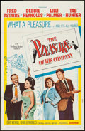 "Movie Posters:Comedy, The Pleasure of His Company & Others Lot (Paramount, 1961). OneSheets (5) (27"" X 41"") & Lobby Card Set of 8 (11"" X 14""). Co...(Total: 13 Items)"