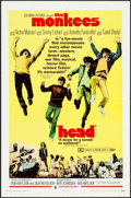 "Movie Posters:Rock and Roll, Head (Columbia, 1968). One Sheet (27"" X 41""). Rock and Roll.. ..."
