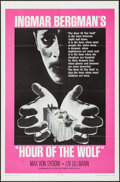 """Movie Posters:Foreign, Hour of the Wolf (Lopert, 1968). One Sheet (27"""" X 41""""). Foreign.. ..."""