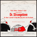 Movie Posters:Comedy, Dr. Strangelove or: How I Learned to Stop Worrying and Love theBomb & Others Lot (Columbia, 1964). Pressbooks (52) (Multipl...(Total: 52 Items)