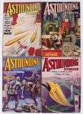 Pulps:Science Fiction, Astounding Stories Group of 7 (Street & Smith, 1936) Condition:Average VG.... (Total: 7 Items)