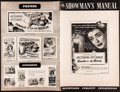 Movie Posters:Drama, Female on the Beach & Others Lot (Universal International,1955). Pressbooks (114) (Multiple Pages, Various Sizes). Drama..... (Total: 114 Items)