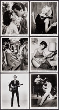 "Movie Posters:Elvis Presley, Girl Happy (MGM, 1965). Photos (21) (8"" X 10""). Elvis Presley.. ...(Total: 21 Item)"