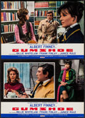 "Movie Posters:Crime, Gumshoe & Others Lot (Columbia, 1972). Italian Photobusta Sets of 10 (5 Sets) & Photobustas (15) (18"" X 25.5""). Crime.. ... (Total: 65 Items)"